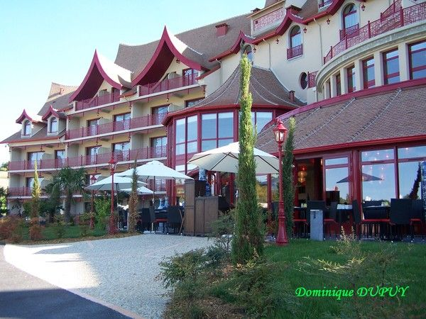 H tel les pagodes de beauval for Hotels beauval